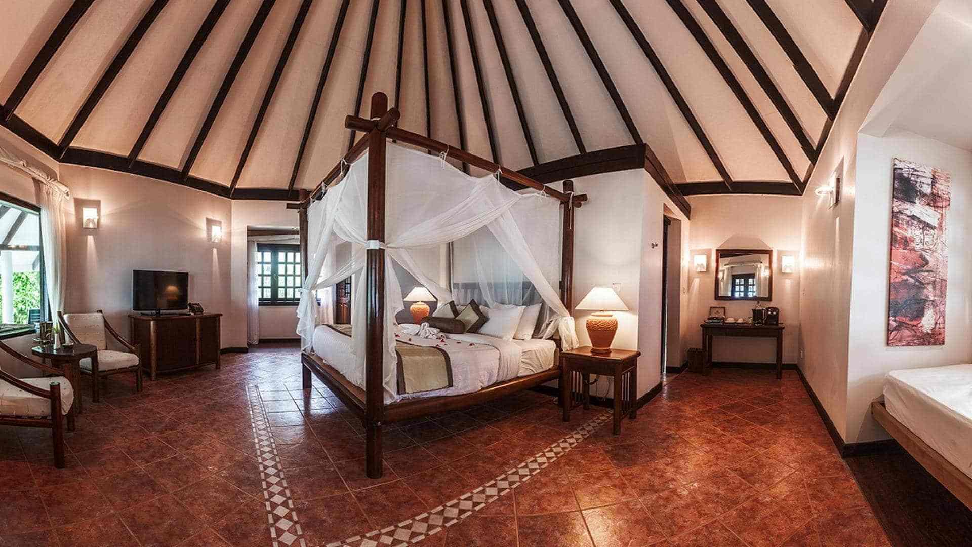 Kihaa Maldives 4* - Foto degli interni di una camera matrimoniale