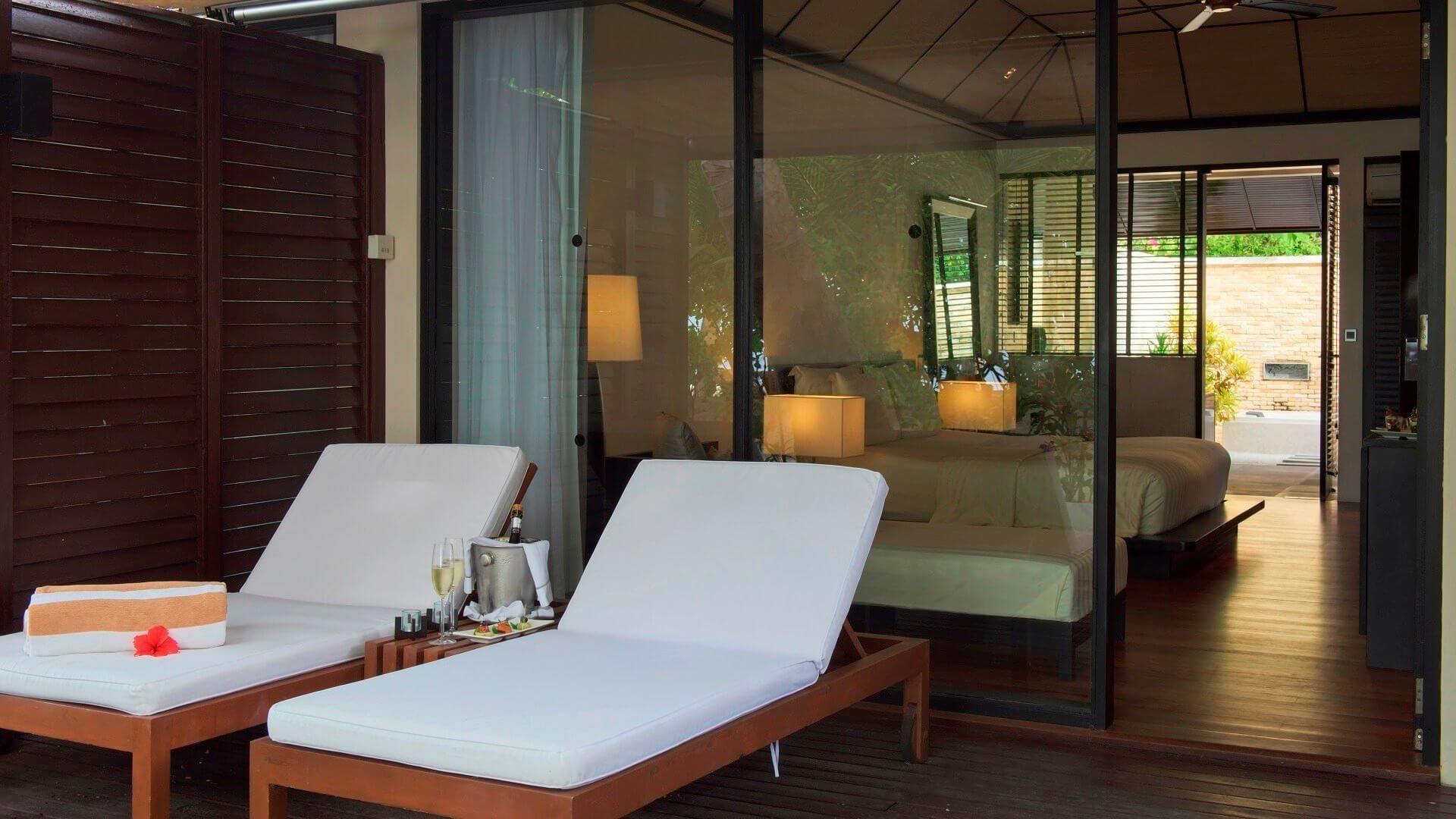 Lily Beach Resort e Spa 5* - Foto degli interni della camera