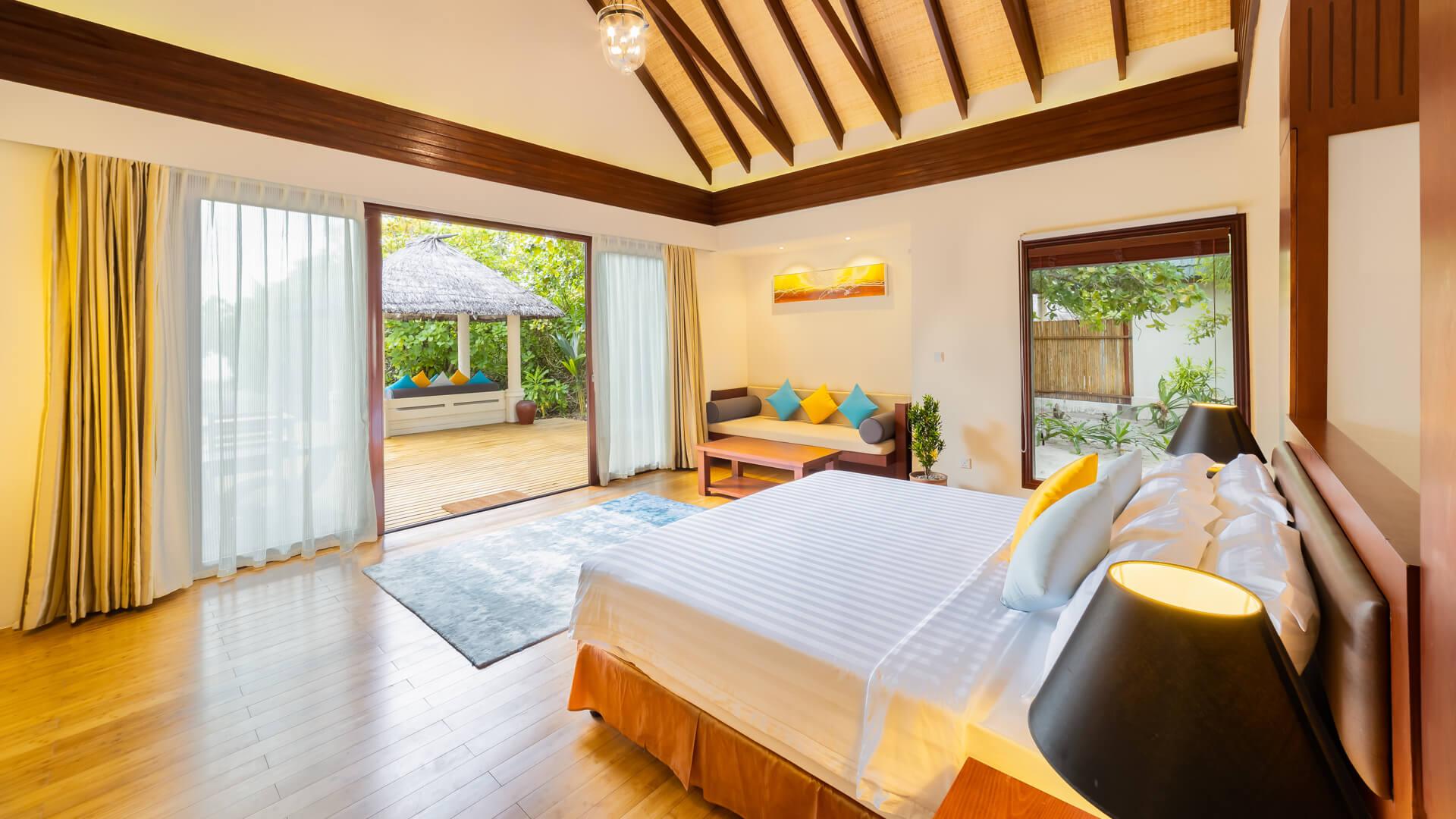 Furaveri Island Resort e Spa 5* - Foto degli interni della camera
